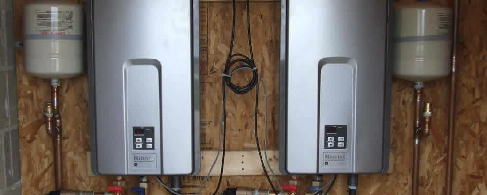 tankless water heater repair in Cape Coral FL